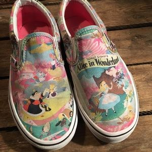 Vans Alice In Wonderland Shoes